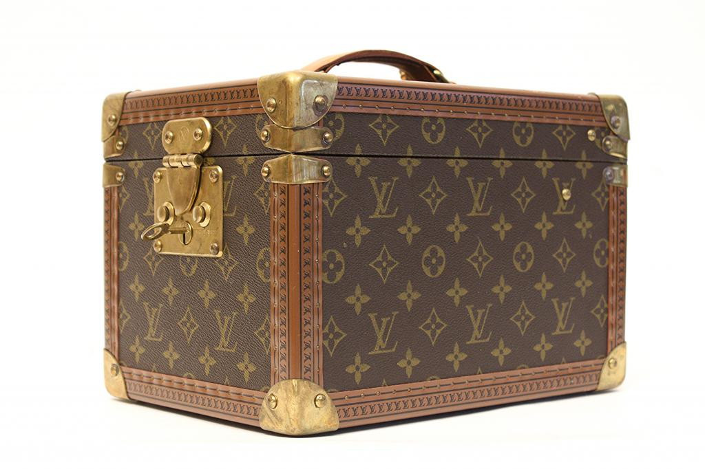 Louis Vuitton Boite Falcons Train Case