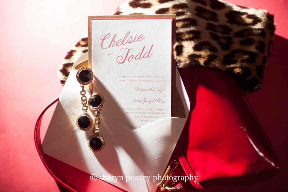 Sharyn Peavey Rice and Beans Vintage Wedding