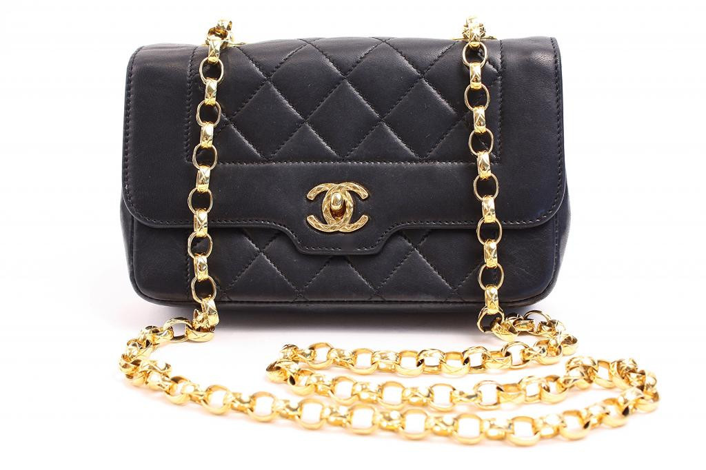 History of the black chanel bag