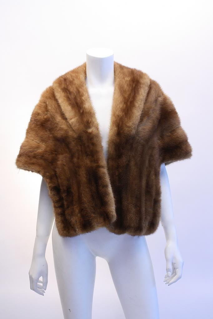 How to care for Vintage Mink fur Stole
