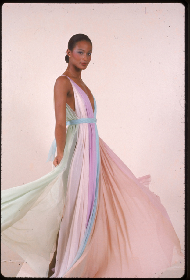 Beverly Johnson - 1970's famous female fashion icon