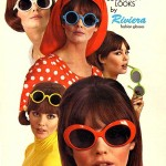 Vintage Fashion of the 1960's : Vintage Sunglasses
