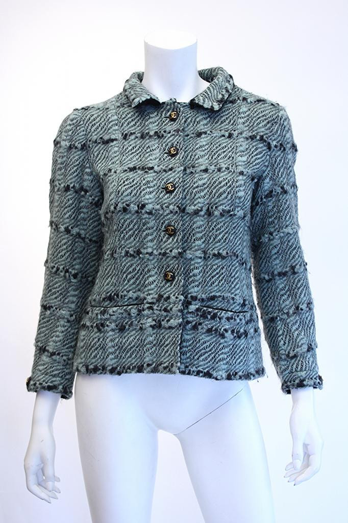 Vintage Chanel Haute Couture Jacket
