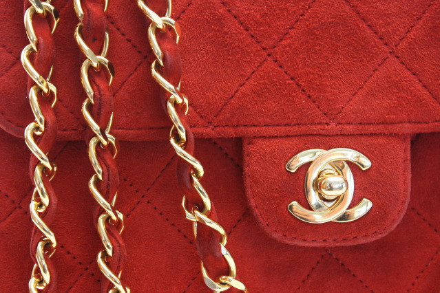 Authentic Vintage Chanel Bag Clasp