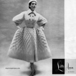 Clothing of the 1950's- Lovely Lilli Ann Coats