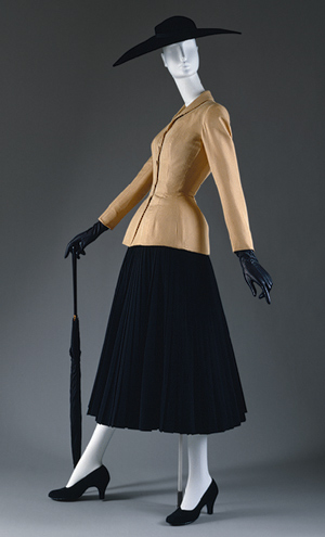 Christian Dior 1950 fashion designer
