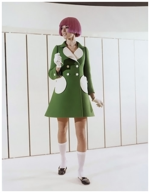 1969 Courrèges coat.