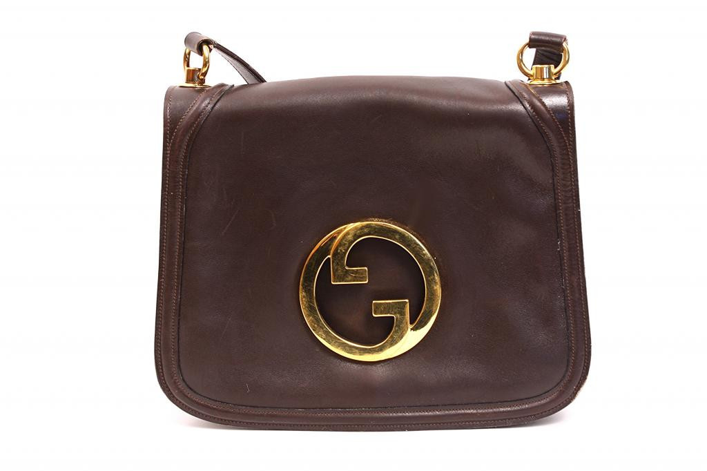 19740s Gucci blondie bag from the Rice and Beans Vintage archive.