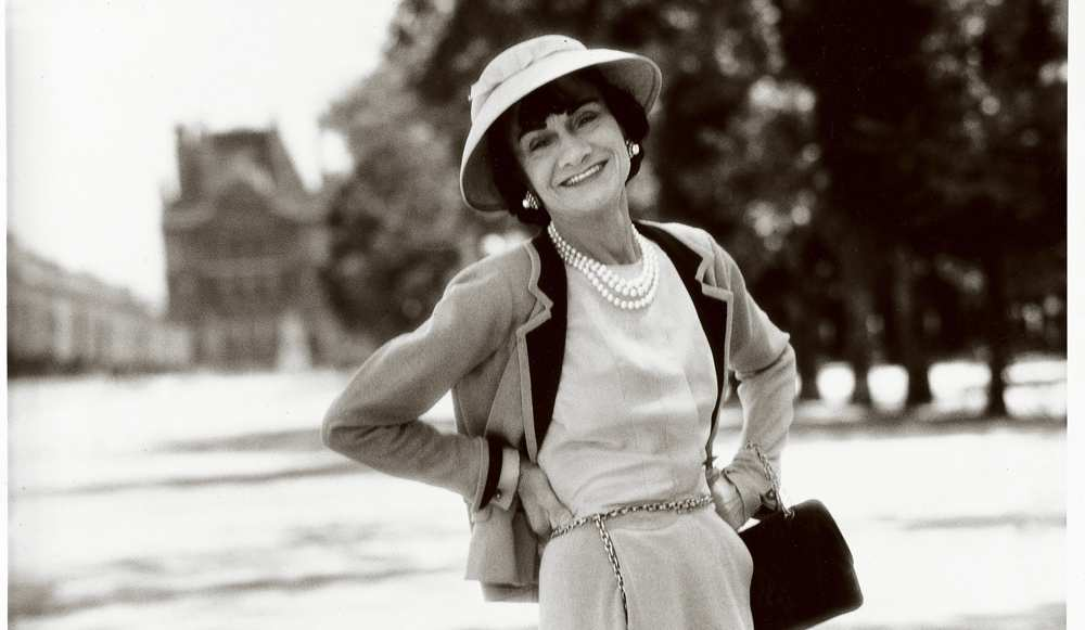 Coco Chanel.  Image courtesy of eluxemagazine.com.